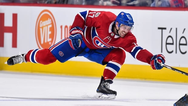 Kings aqcuire Torrey Mitchell from Canadiens