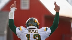 CFL Awards: Mike Reilly captures outstanding player honours