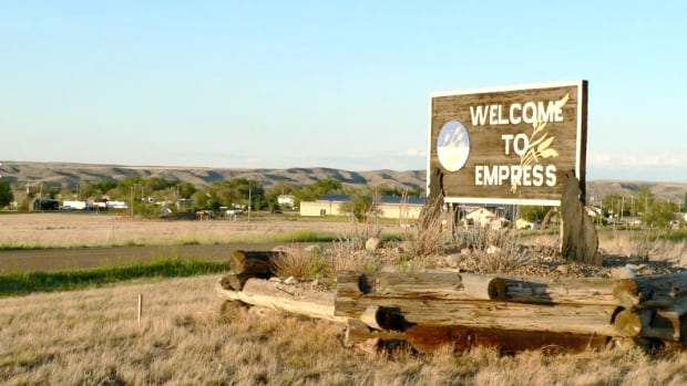 The Village of Empress, Alta, in the southeast corner of the province, with just 160 residents, is looking to boost tourism.