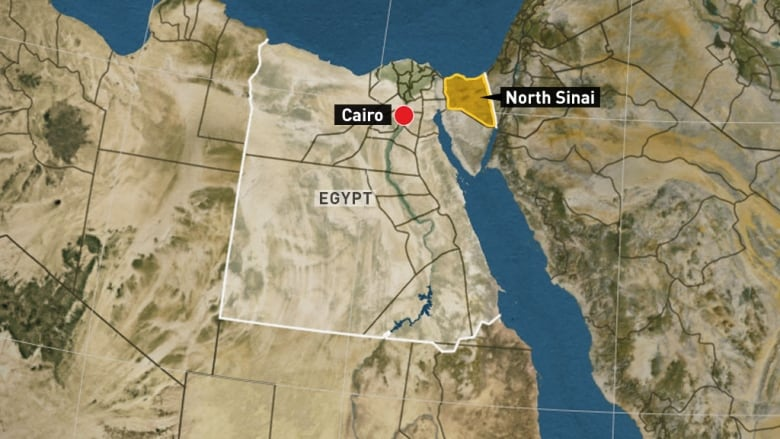 Attack on Sufi mosque in Egypts Sinai leaves at least 235 dead