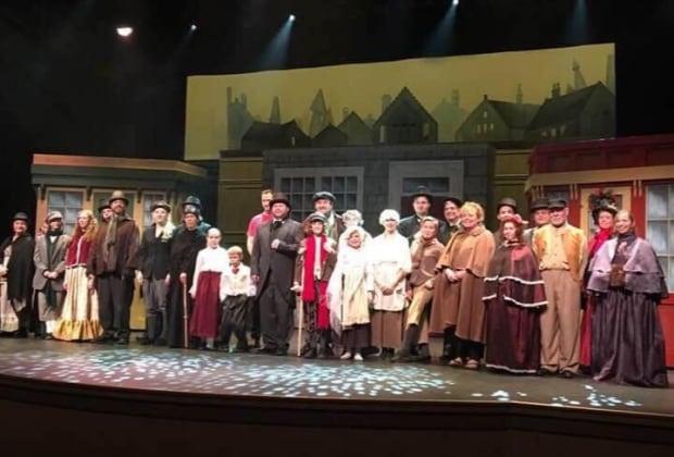 Fandango Musical Players A Christmas Carol
