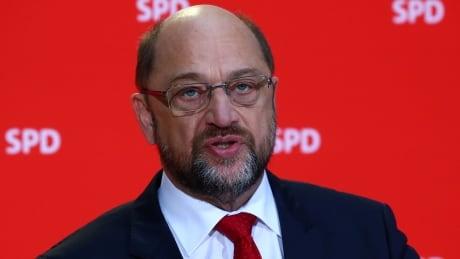 GERMANY-POLITICS/SCHULZ