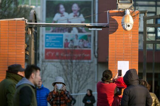 China Kindergarten Abuse