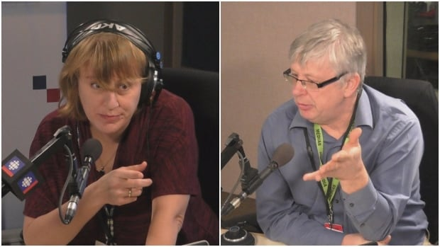 CBC's legislative reporter, Stefani Langenegger, and Regina Leader-Post columnist Murray Mandryk talked this week about the Sask. Party leadership race and the candidates' views on abortion.