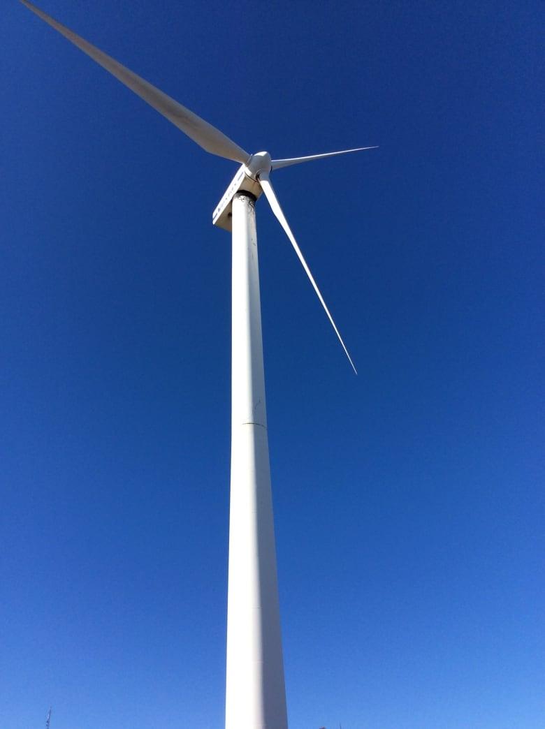 New location on list for P E I 's latest wind farm   CBC News