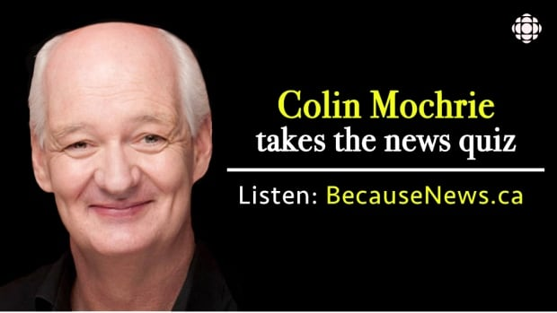 Colin Mochrie Because News
