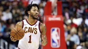 Cavs' Derrick Rose re-evaluating future in NBA: report