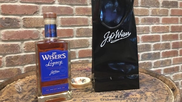 J.P. Wiser's is offering Windsor whisky lovers an opportunity to buy commemorative bottles celebrating the City of Windsor's 125th anniversary.