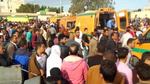 Attack on Sufi mosque in Egypt's Sinai leaves at least 235 dead