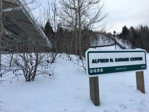 Alfred H. Savage Centre
