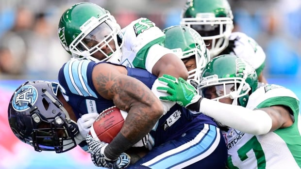The Saskatchewan Roughriders will have a chance to avenge their loss to the Toronto Argonauts during the team's opening game of the next season. The Riders take on the Argos on June 15 at Mosaic Stadium.