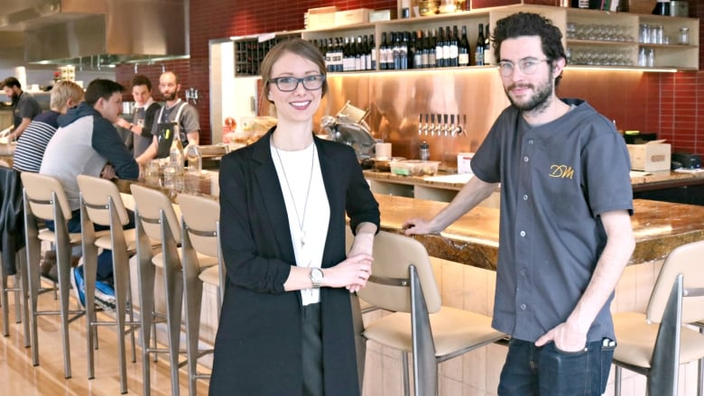 Donna Mac Calgary Restaurant