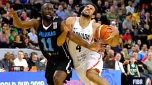 Canada begins FIBA World Cup quest with win over Bahamas