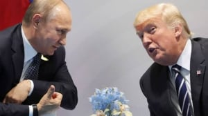 Donald Trump, Robert Mueller, and Russia's potential role in the 2016 election
