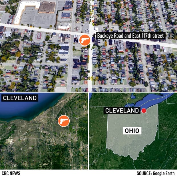 Cleveland shooting
