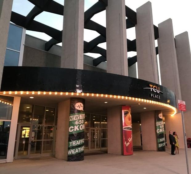 TCU Place Saskatoon