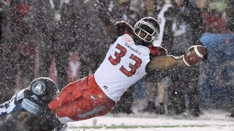 Voyeurism trial booked for former CFL running back Jerome Messam