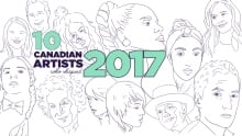 10 Canadian artists who shaped 2017