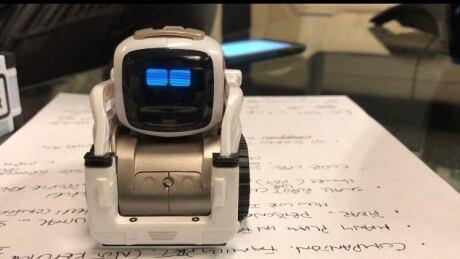 Cozmo the robot