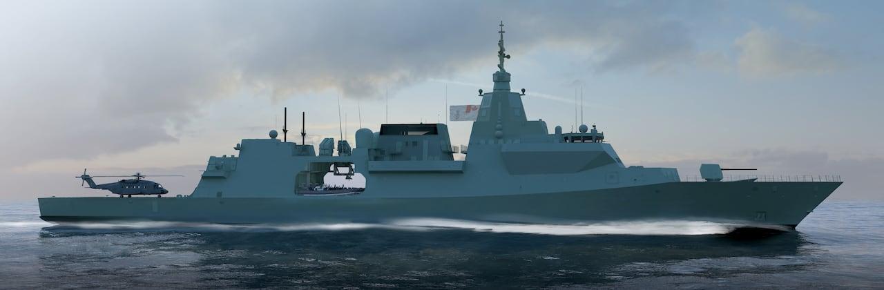 Lockheed Martin selected as preferred designer for Canada's next