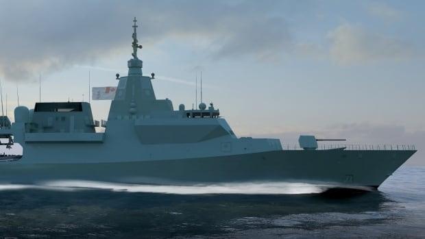 <p>Ottawa ordered to'postpone' frigate design decision amid investigation thumbnail