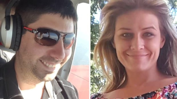Dominic Neron and Ashley Bourgeault were on a small plane that went missing in the Rogers Pass area 10 days ago.