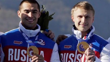 Russia Doping Bobsleigh Sochi