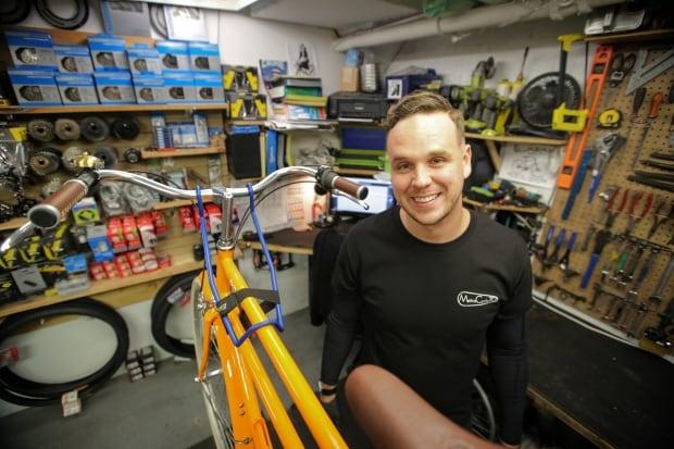 Gordon Robb, owner MetroCycleTO