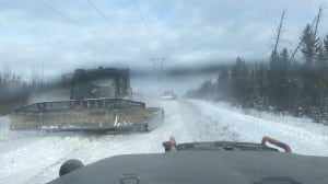 Goods to start shipping on ice road to Churchill Monday
