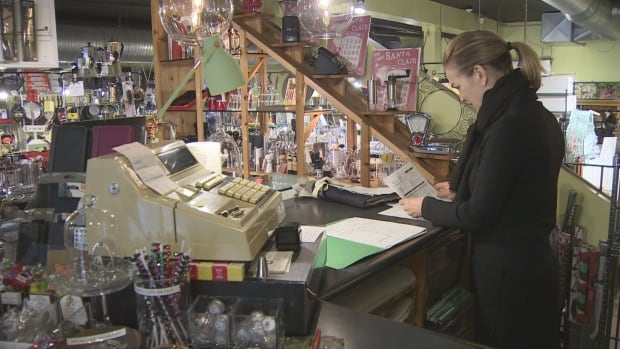 After 32 years in the West End, Karen Tennant and her sister are reluctant to move their business to another area .