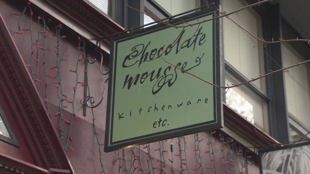 Chocolate Mousse Shop