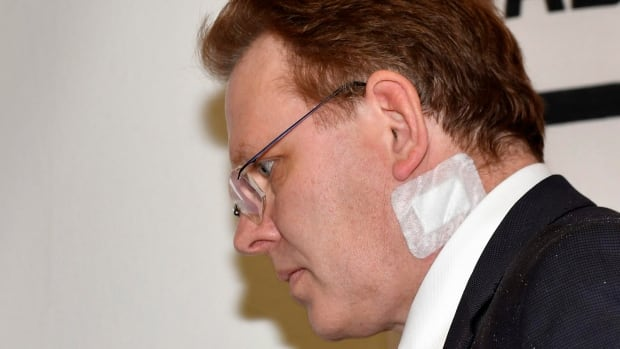 Pro-migrant mayor Andreas Hollstein knifed in the neck