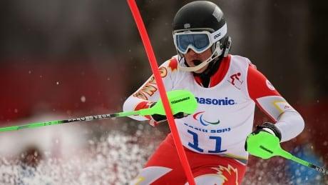 Mac Marcoux Para Alpine Skiing Canada Paralympics