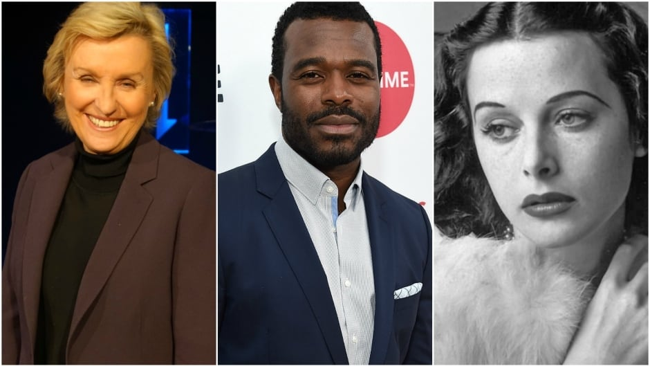 Today on q: former Vanity Fair editor Tina Brown, books contributor Jael Richardson, She's Gotta Have It star Lyriq Bent, and Bombshell: The Hedy Lamarr Story director Alexandra Dean.