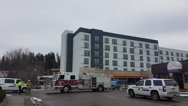 downtown library evacuated in prince george after gas leak. Black Bedroom Furniture Sets. Home Design Ideas