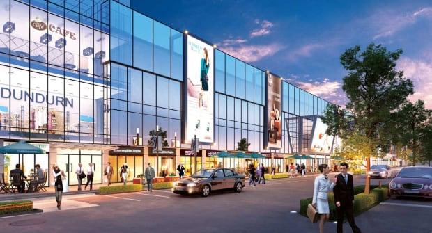Dundurn International Exhibition Centre