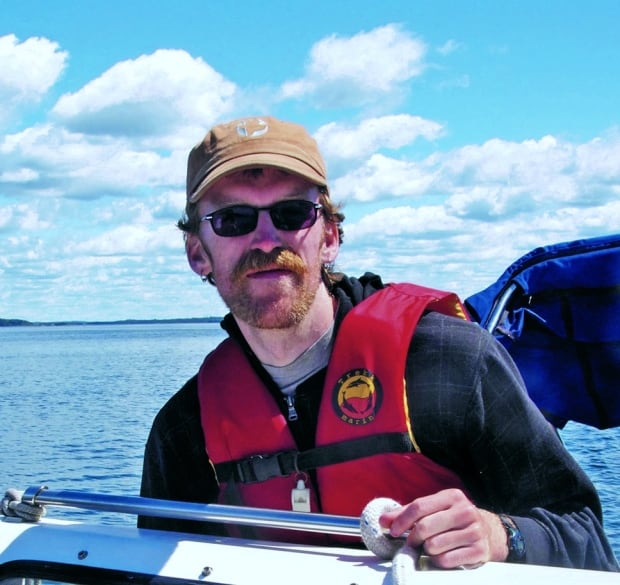 Matthew Abbott, Fundy Baykeeper