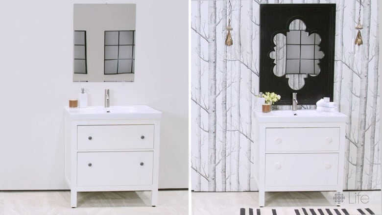 Simple touches to take your guest bathroom from okay to \