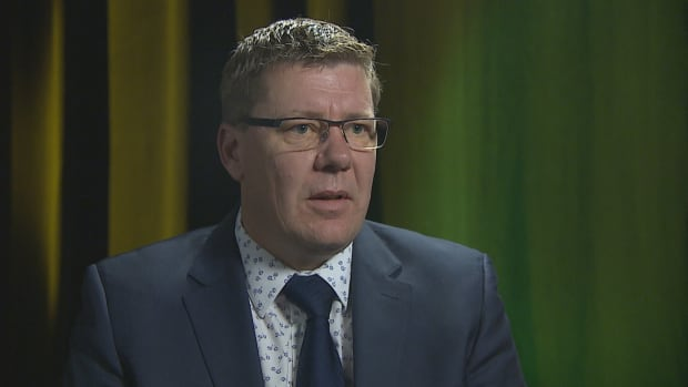 Saskatchewan Premier Scott Moe says he welcomes the 'difficult discussions' ahead about racism in the province.