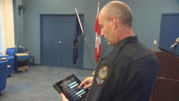 Cst. Robert Brunt, Vancouver Police