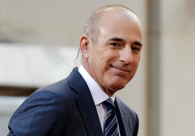Matt Lauer Fired