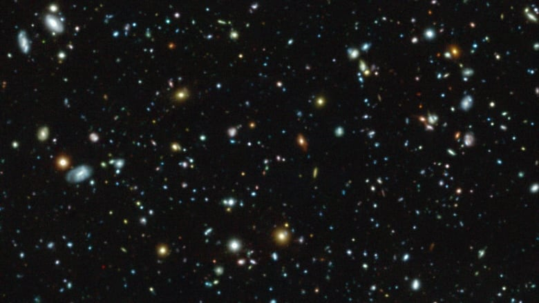 72 new galaxies revealed by European telescope
