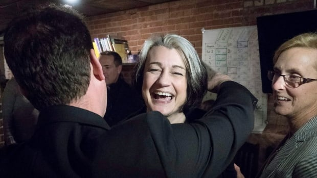Hannah Bell became the P.E.I. Greens' second MLA with a byelection victory in Charlottetown on Monday, adding to the party's gains in the east.