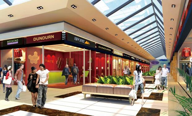 Dundurn mall
