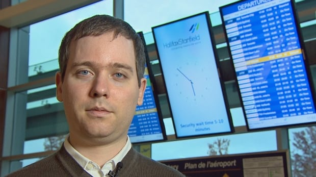 Halifax-based passenger rights advocate Gabor Lukacs