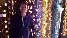Jerod MacDonald, Capital Iron Christmas lighting specialist