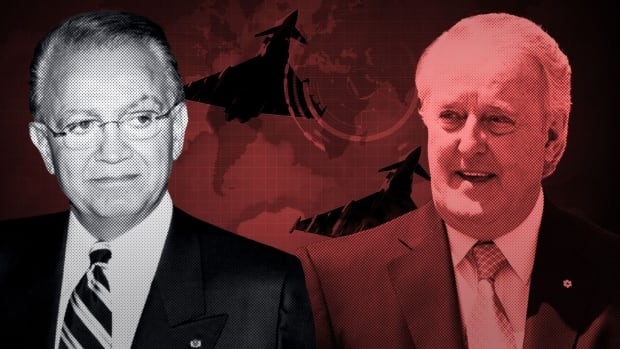 From 2004 to 2012, former prime minister Brian Mulroney, right, sat on the board of Wafic Said's private holding company based in the tax haven of Bermuda. At the same time, media reports were emerging of large-scale corruption in an arms deal that Said had helped broker.
