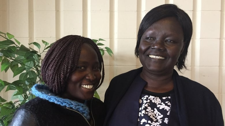 South sudanese women