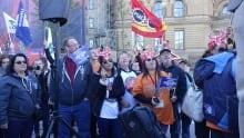 Phoenix protestors