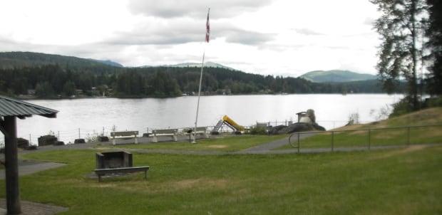 Camp Shawnigan lakefront, Shawnigan Lake, B.C.